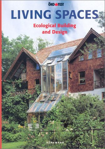 9783895089251: Living Spaces: Sustainable Building and Design