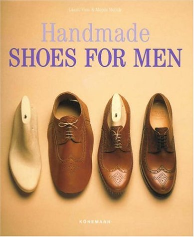 9783895089282: Handmade Shoes for Men