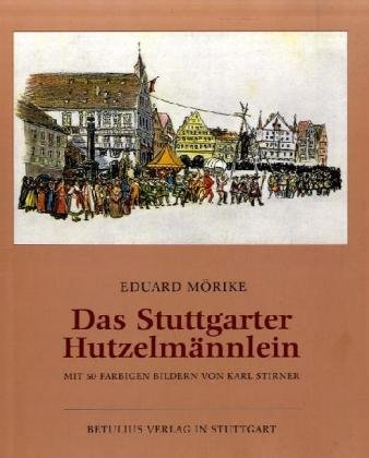 9783895110801: Das Stuttgarter Hutzelmannlein