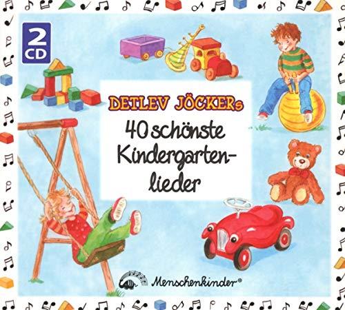 9783895162992: Detlev Jöckers 40 schönste Kindergartenlieder