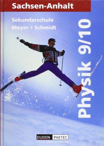 9783895177705: Physik 9. Schulerbuch. Sekundarschule Sachsen-Anhalt.