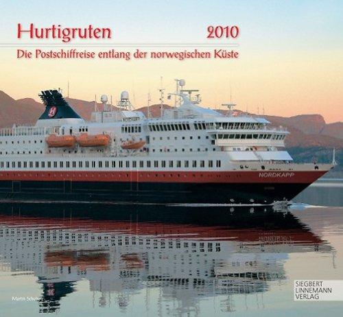 9783895239465: Die Postschiffreise entlang der norwegischen K�ste 2010