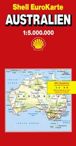 9783895250408: Australia Road Map (S�rie Internationale)