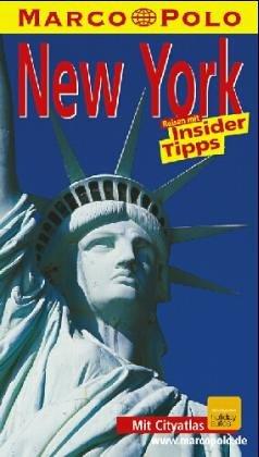 9783895253614: New York. Marco Polo Reiseführer. Reisen mit Insider- Tips