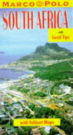 9783895256141: South Africa (Marco Polo Travel Guides)