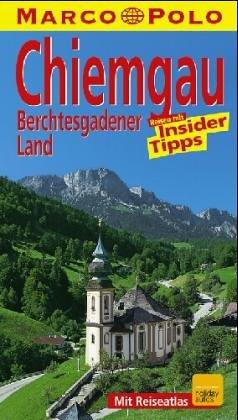 Marco Polo, Chiemgau, Berchtesgadener Land (Livre en: Rübesamen, Annette