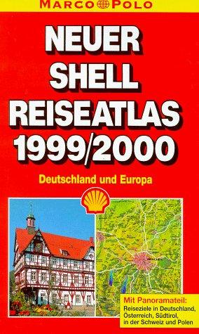 9783895258985: Reiseatlas, Deutschland und Europa (Marco Polo)