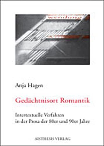 Gedächtnisort Romantik: Anja-hagen