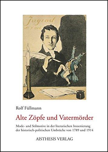 Alte Zöpfe und Vatermörder: Rolf Füllmann