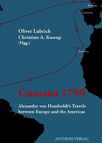 Cumaná 1799: Oliver Lubrich