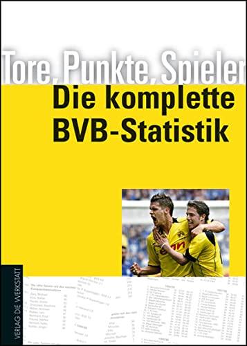 9783895335426: Tore, Punkte, Spieler - Die komplette BVB-Statistik