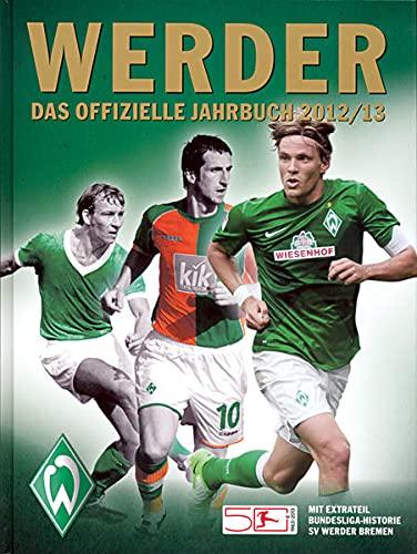 9783895339400: Werder - das offizielle Jahrbuch 2012/13