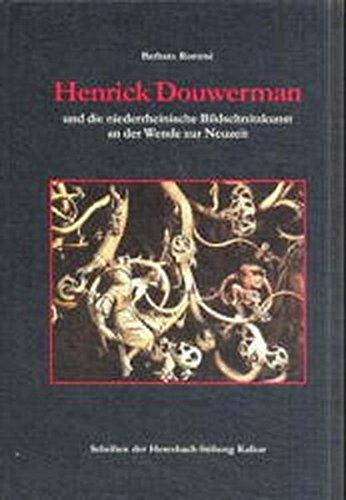 9783895342165: Rommé, B: Henrik Douwermann (Schriften der Heresbach-Stiftung Kalkar)