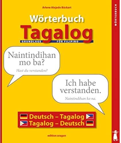9783895351259: Tagalog / Filipino: Wörterbuch Deutsch-Filipino/Tagalog