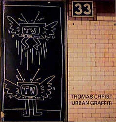 Urban Graffiti: Graffiti von Keit Haring und