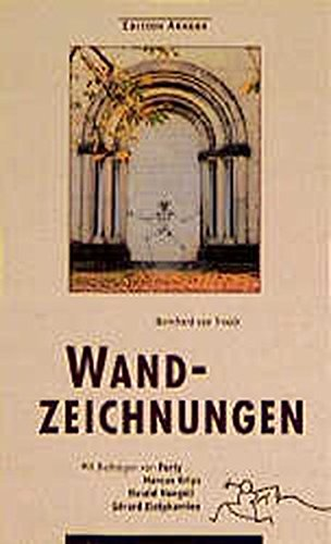 9783895354243: Wandzeichnungen: Bernhard van Treeck ; mit Beitragen von Forty ... [et al.] (German Edition)