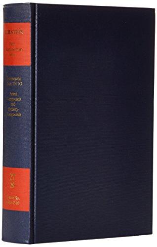 9783895360589: Handbuch der organischen Chemie: 4. Auflage (Beilstein Handbook of Organic Chemistry)