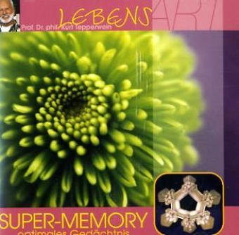 9783895391958: Super-Memory, 1 Audio-CD