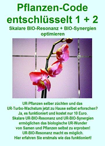 Planzen-Code entschlüsselt 1+2. DVD-Video: Fritz Florian