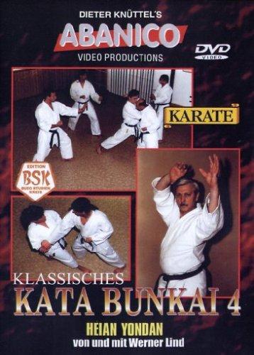 9783895404030: Klassisches Kata Bunkai 4 - Heian Yondan [Alemania] [DVD]