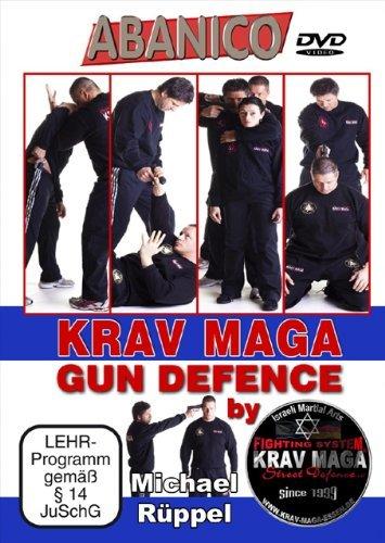 9783895404993: Krav Maga Gun-defense [DVD] Michael Rüppel; ABANICO GmbH & Co. KG [Edizione: Germania]