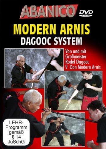 9783895408199: Modern Arnis - Dagooc Style [DVD] GM Rodel Dagooc; ABANICO GmbH & Co. KG [Edizione: Germania]