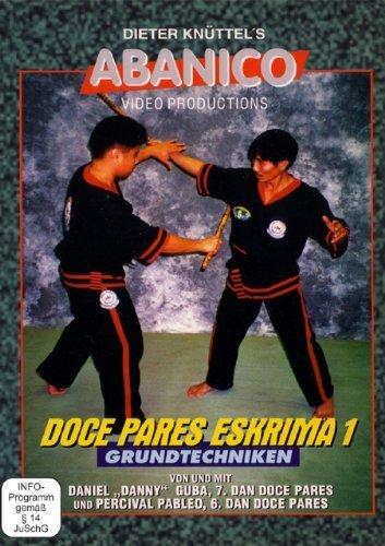 9783895408250: Doce Pares 1, basic techniques, english version [DVD]; ABANICO GmbH & Co. KG [Edizione: Gran Bretagna]