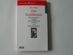9783895470776: Der Sozialismus (Bibliothek Albatros) (German Edition)