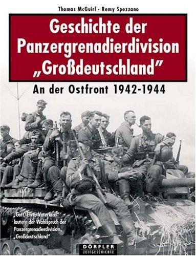 Geschichte der Panzergrenadierdivision