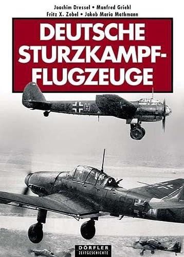 9783895550522: Deutsche Sturzkampfflugzeuge