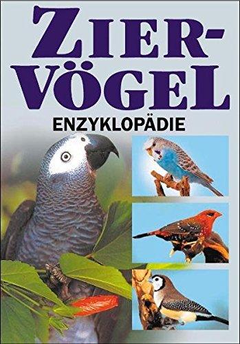 9783895550805: Ziervögel-Enzyklopädie