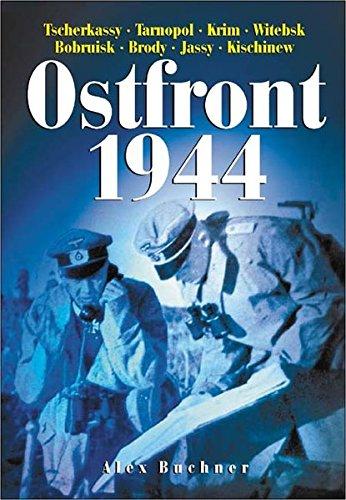 9783895551017: Ostfront 1944