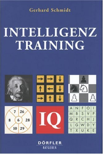9783895552366: Intelligenztraining