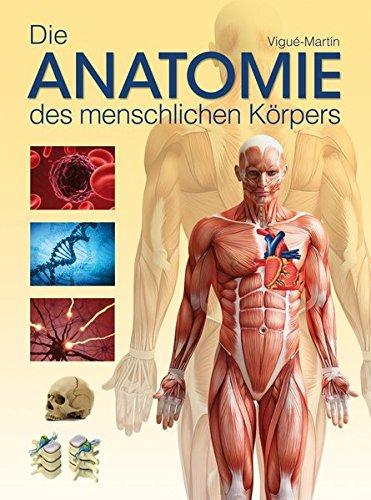 """Die Anatomie des menschlichen K""""rpers: Vigue-Martin, Jordi"""
