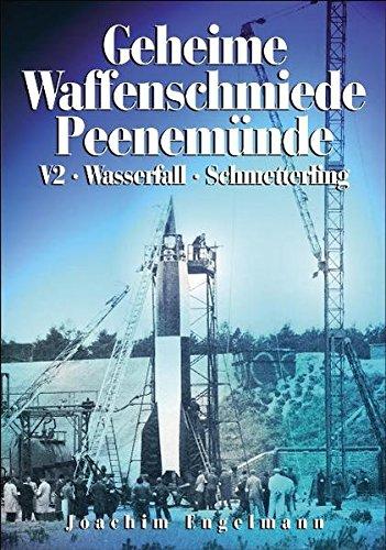 9783895553707: Geheime Waffenschmiede Peenemünde