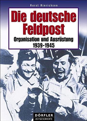 9783895553783: Die deutsche Feldpost