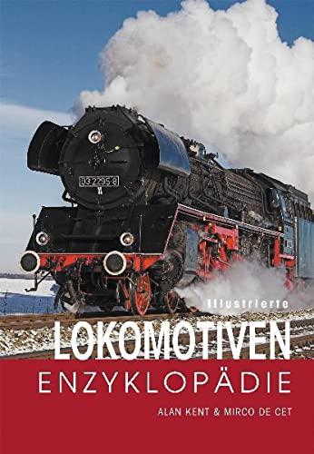 9783895553974: Illustrierte Lokomotiven-Enzyklop�die