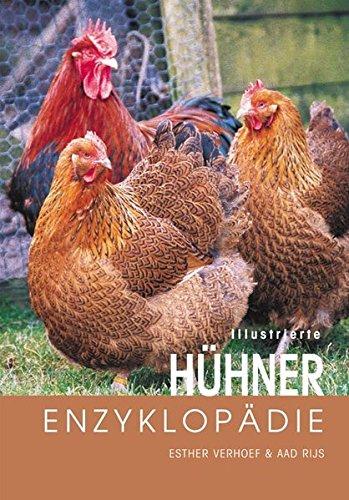 9783895554247: Illustrierte Hühner-Enzyklopädie