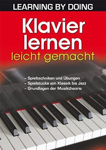 9783895556593: Klavier lernen leicht gemacht