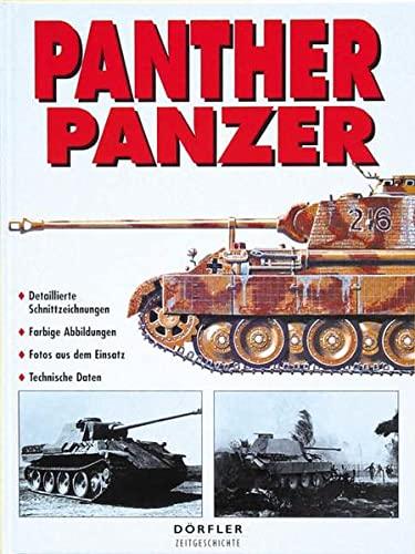 9783895558498: Panther-Panzer