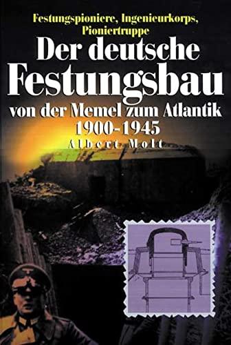 9783895559051: Der deutsche Festungsbau.