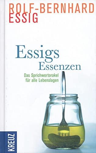 9783895559723: Essigs Essenzen