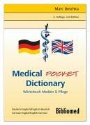 9783895560354: Medical Pocket Dictionary