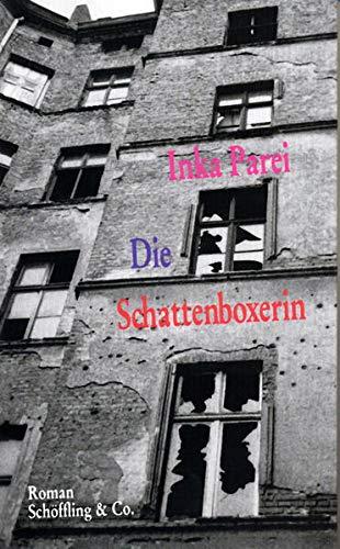 9783895611056: Die Schattenboxerin: Roman (German Edition)