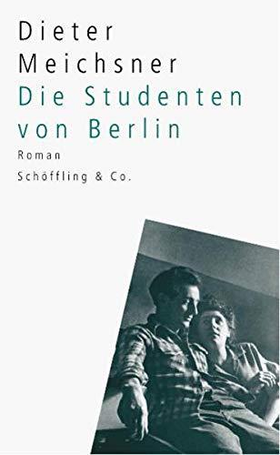 9783895611469: Die Studenten von Berlin