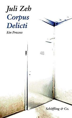 9783895614347: Corpus Delicti: Ein Prozess