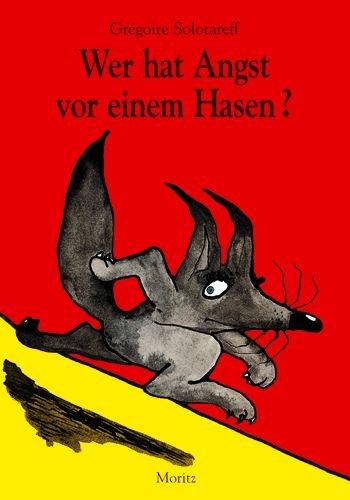 9783895650079: Wer hat Angst vor einem Hasen?