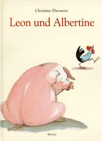 9783895650680: Leon Und Albertine
