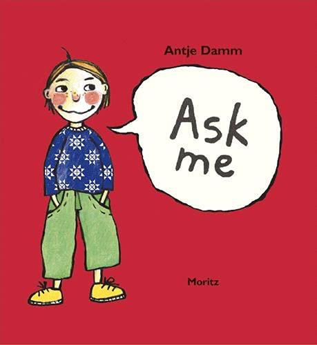 9783895651441: Ask Me
