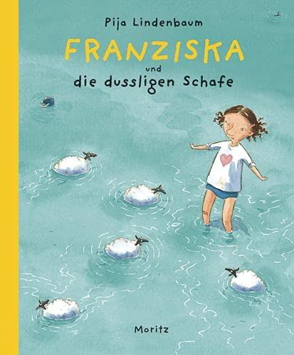Franziska und die dussligen Schafe.: Pija Lindenbaum